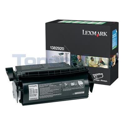 LEXMARK OPTRA S1250 RP PRINT CART BLACK 7.5K